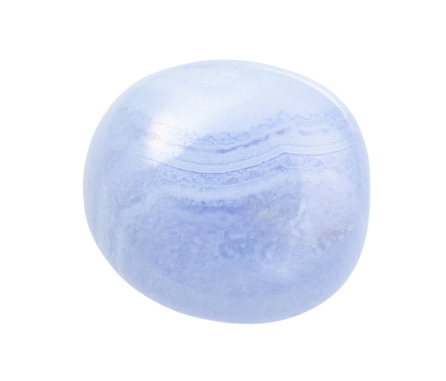 blue lace agate for throat chakra