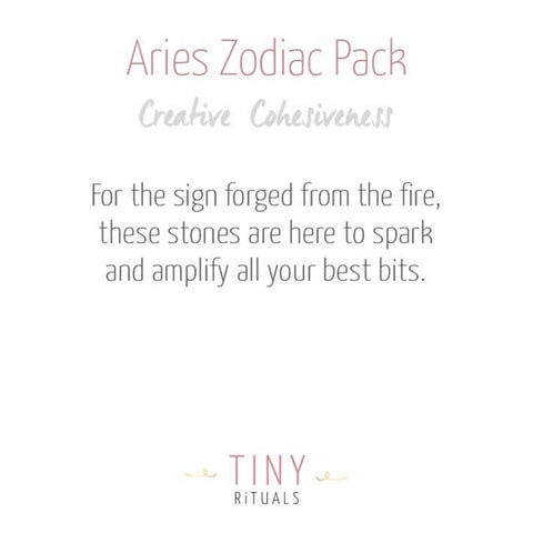 Aries Zodiac Pack