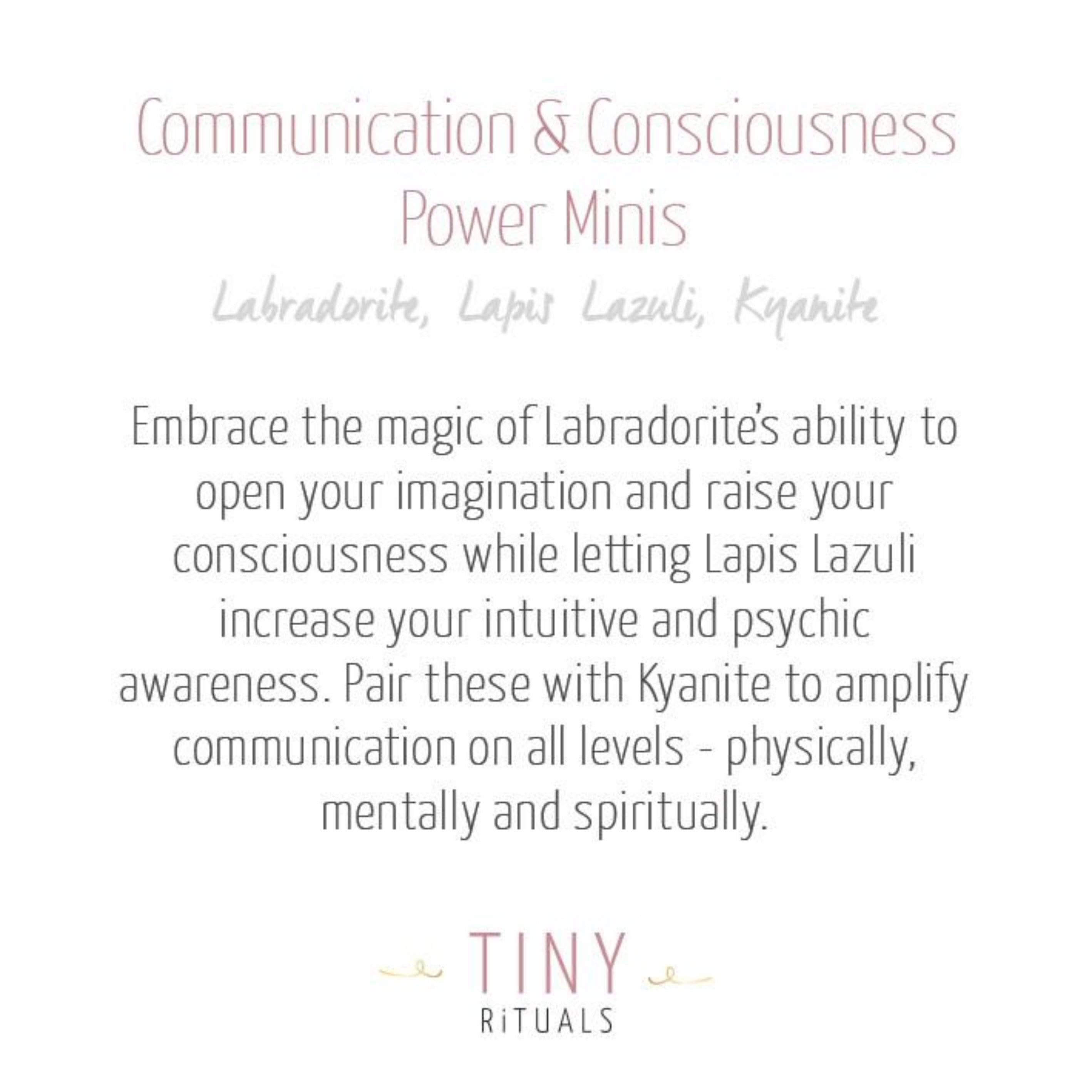 Communication & Consciousness Pack