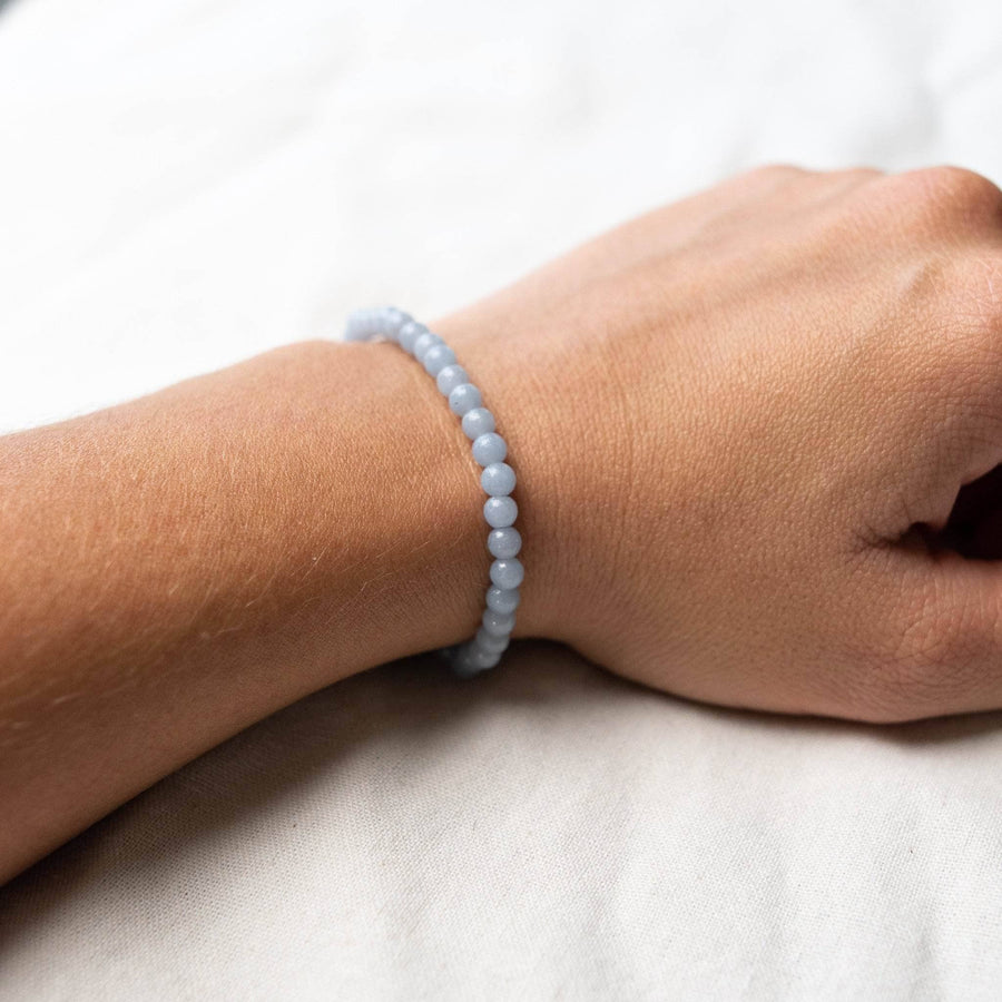 Angelite Energy Bracelet