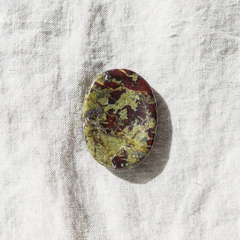 Dragon's Blood Worry Stone