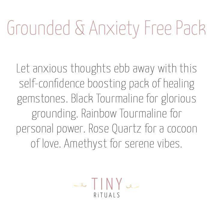 Grounded & Anxiety Free Pack