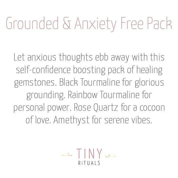 Grounded & Anxiety Free Pack 1
