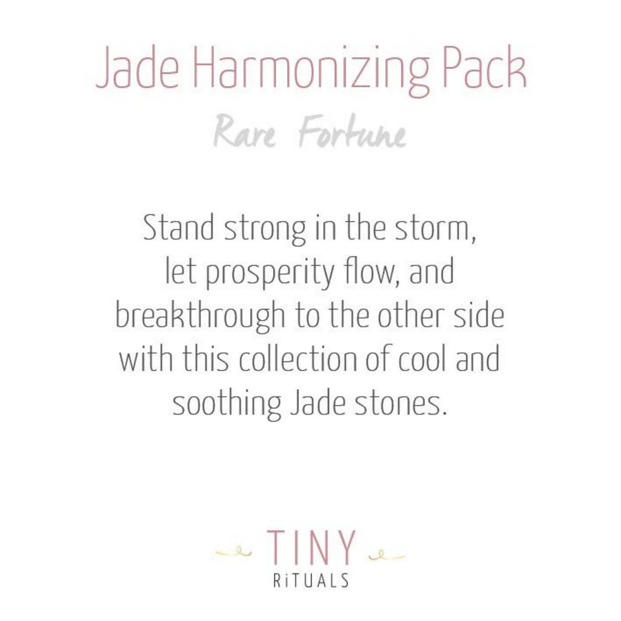 Harmonizing Jade Pack