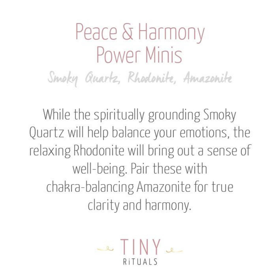 Peace & Harmony Pack