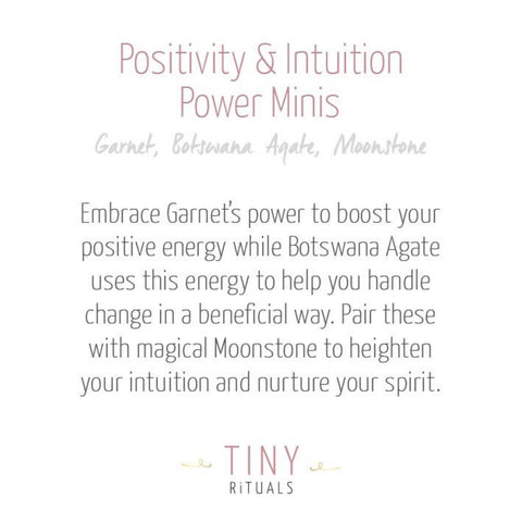 Positivity & Intuition Pack