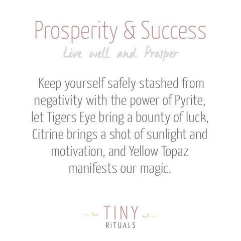 Prosperity & Success Pack