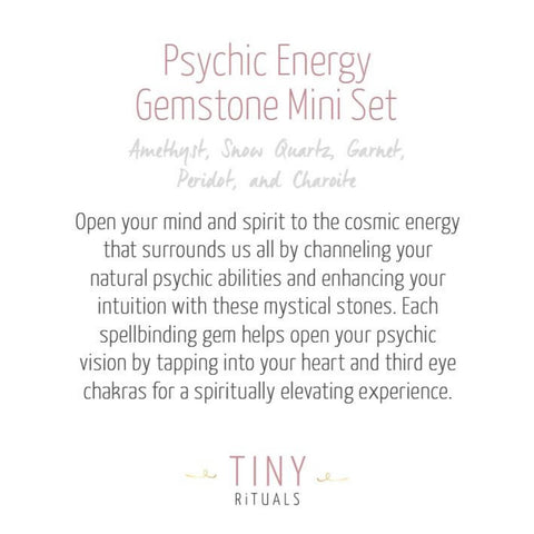 Psychic Energy Pack