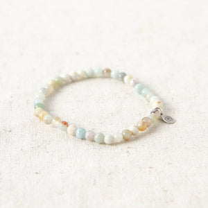 Multi-Amazonite Energy Bracelet