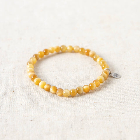 Golden Tiger Eye Energy Bracelet