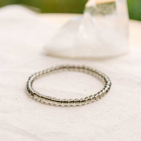 Smoky Quartz Energy Bracelet