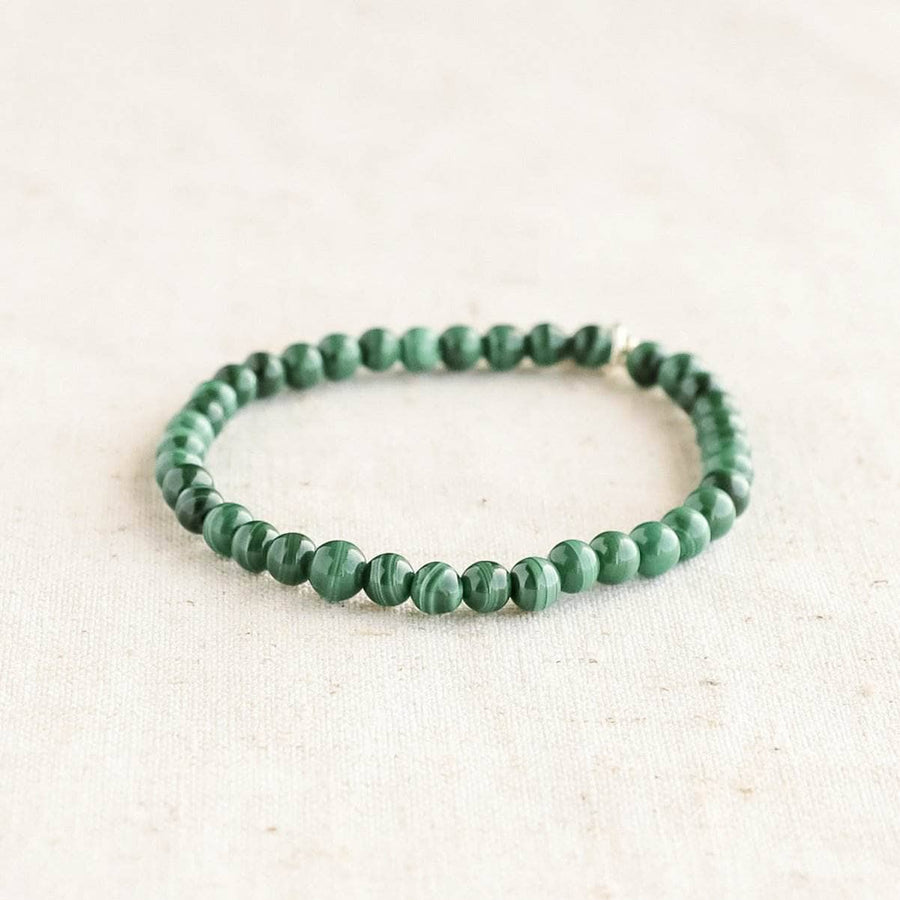 Malachite Energy Bracelet