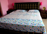 Multicolor Patchwork Bed Sheet