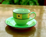 Set of Ceramic Tea & Saucer