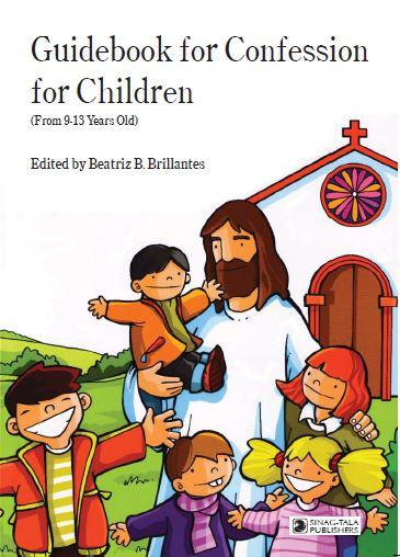 Guidebook for Confession for Children - Scepter Publishers
