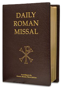 Daily Roman Missal, 7th Edition (Bonded Leather, Burgundy) - Scepter Publishers