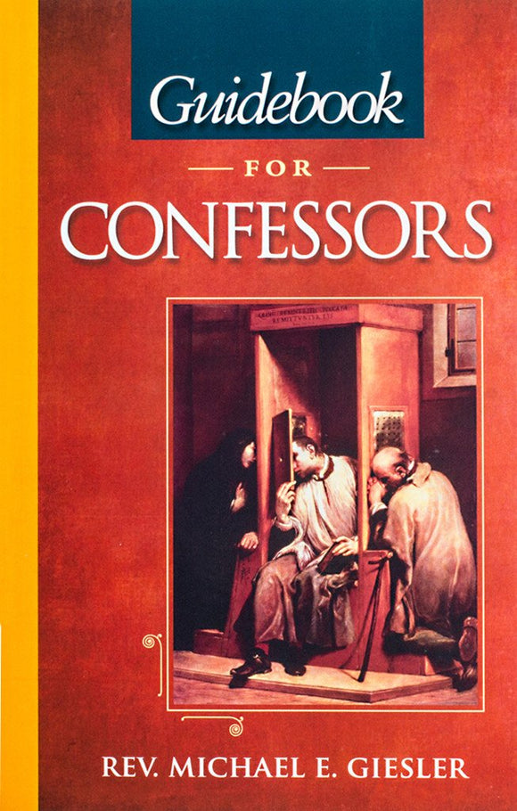 Guidebook for Confessors - Scepter Publishers