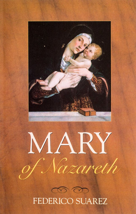 Mary of Nazareth - Scepter Publishers