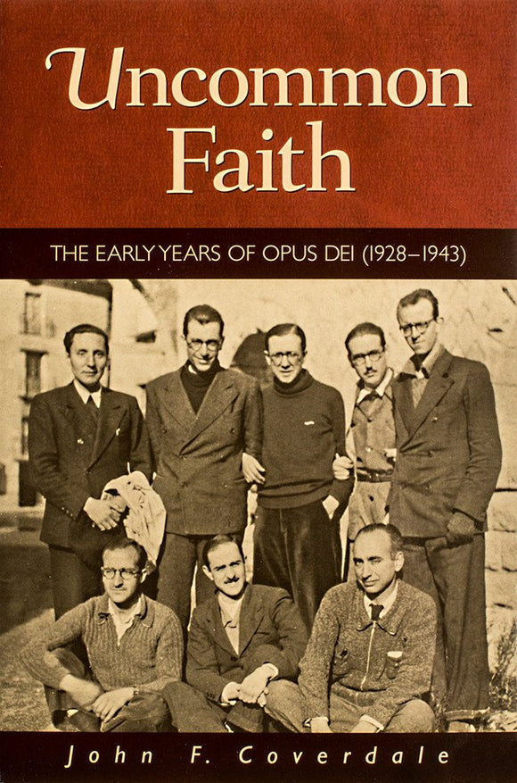 Uncommon Faith - Scepter Publishers