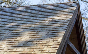 Blue Label Western Cedar Shingles