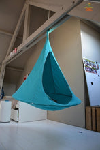 Load image into Gallery viewer, UFO Shape Teepee Tree Hanging Silkworm Cocoon Swing Chair For Kids & Adults