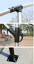 Load image into Gallery viewer, 2.7 meter aluminum hanging patio garden sun umbrella