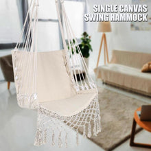 Load image into Gallery viewer, Nordic Style Hammock Safety Hanging Hammock Chair