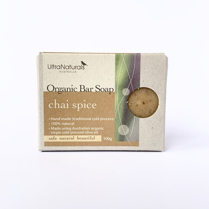 Hand made Bar Soap Chai Spice