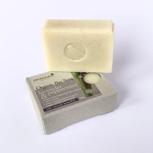 Hand made Bar Soap Lavender & Peppermint