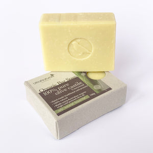 Hand made Bar Soap 100% pure Olive Castile