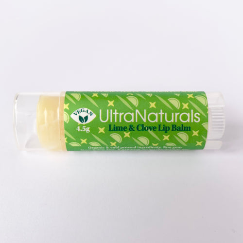 Vegan Lip Balm Lime & Clove
