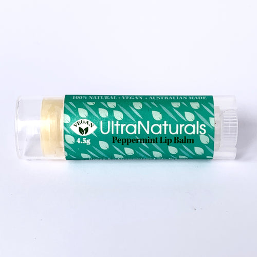 Vegan Lip Balm Peppermint