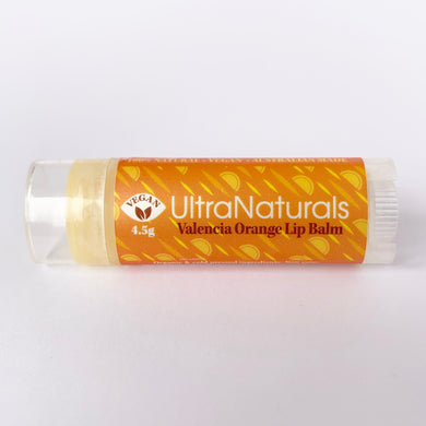 Vegan Lip Balm Valencia orange