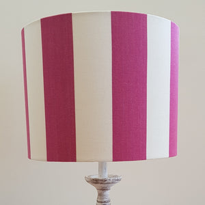 Pink Stripe - wide