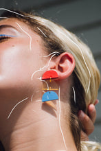 Load image into Gallery viewer, Leo Earrings