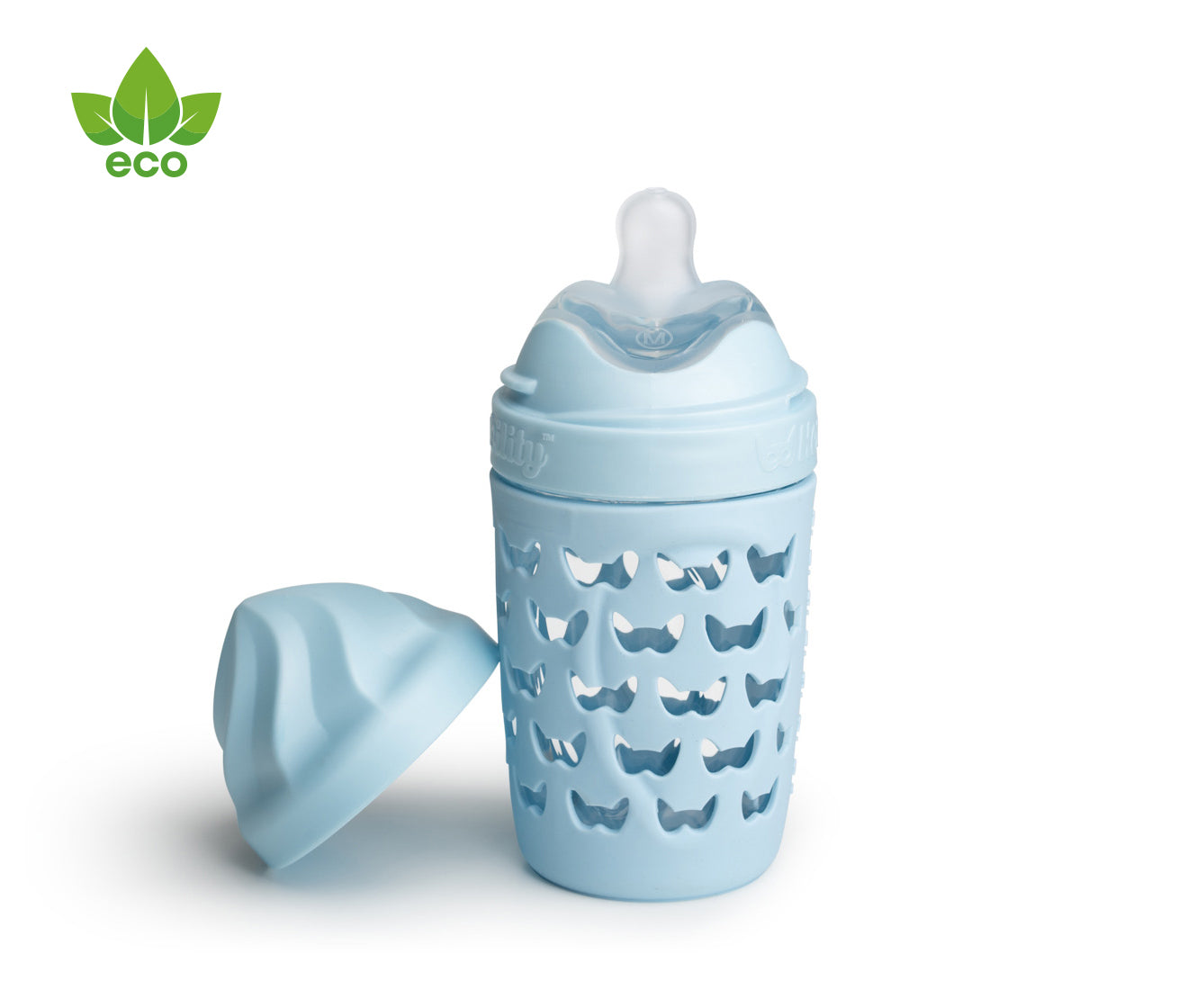 Eco Baby Bottle Blue