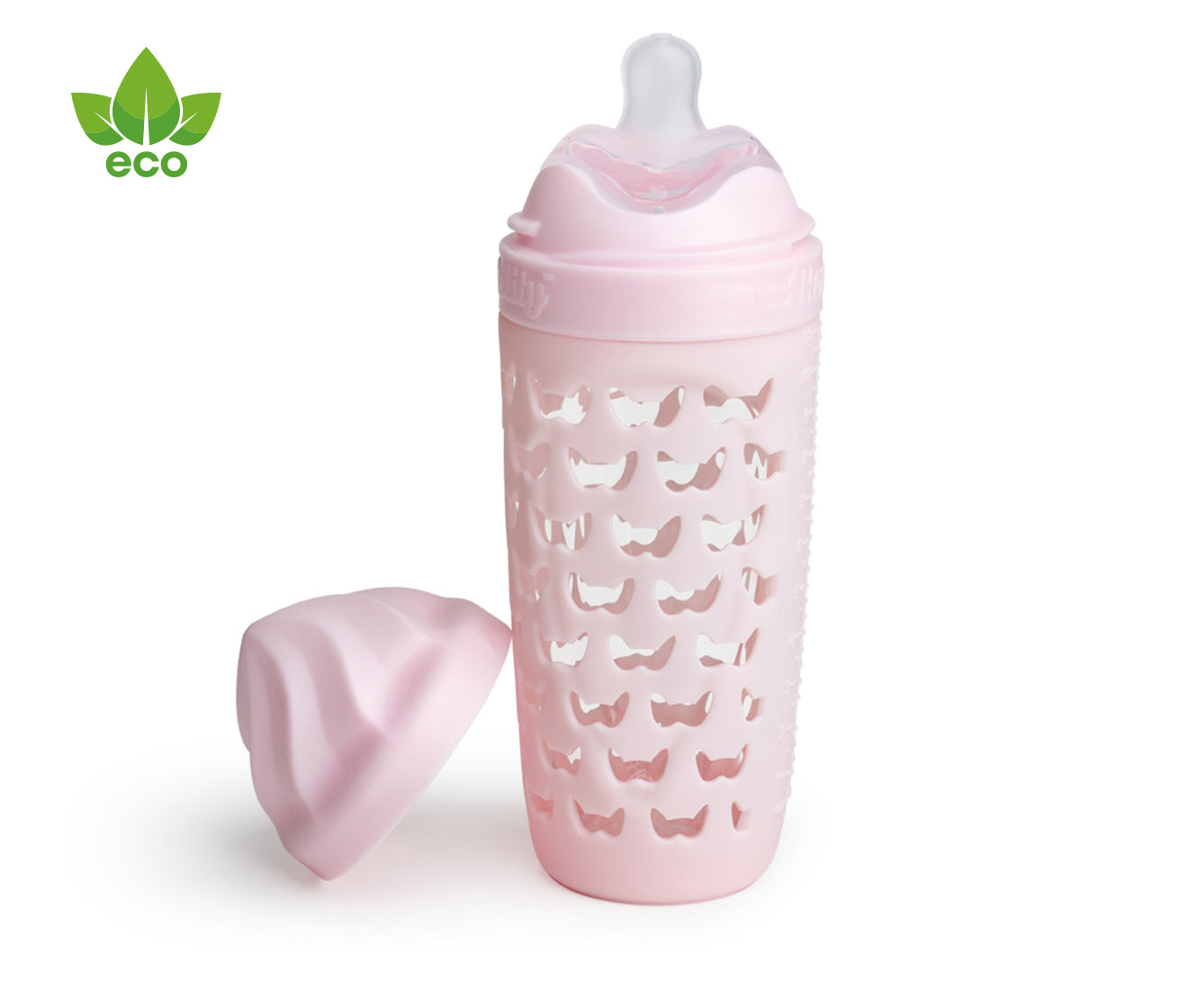 Eco Baby Bottle Pink