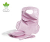 Eco Placemat Feeding Set Pink