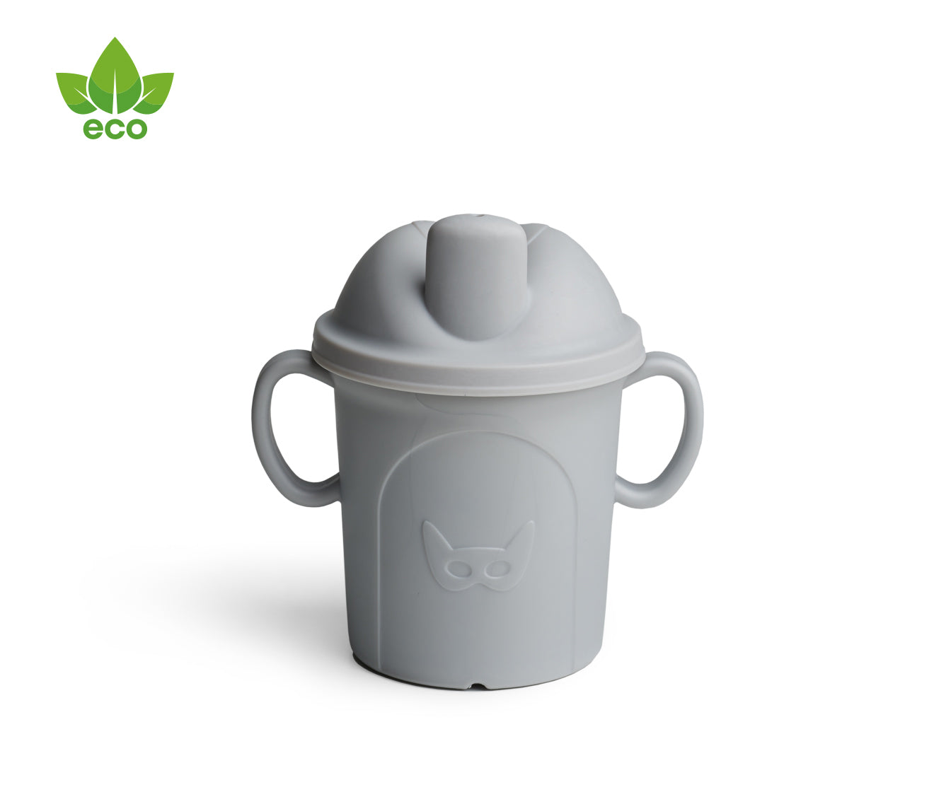 Eco Sippy Cup Mist Gray