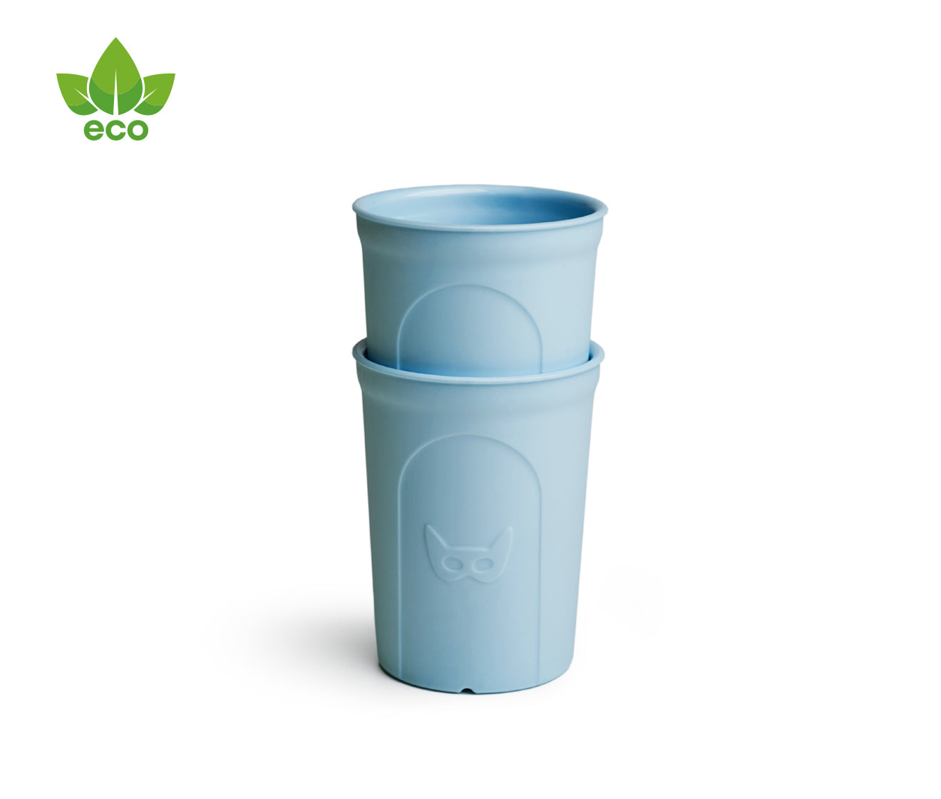 Eco Toddler Glass Blue