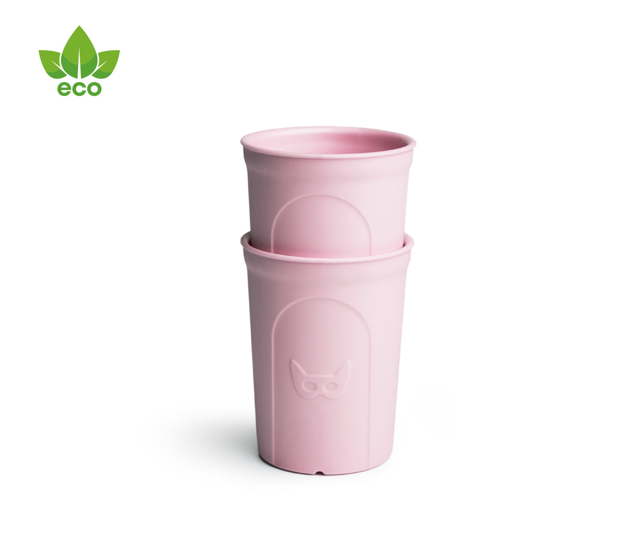 Eco Toddler Glass Pink