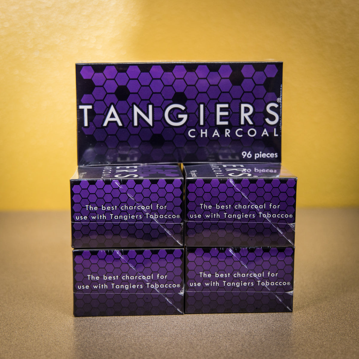 TANGIERS JAPANESE CHARCOAL 5-PACK (2nd Gen)