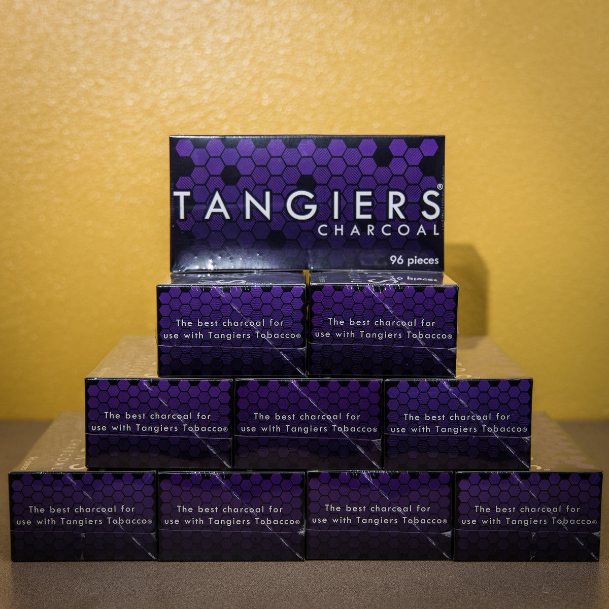 TANGIERS JAPANESE CHARCOAL 10-PACK (2nd Gen)
