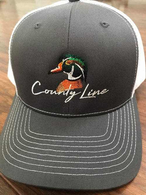 County Line - Colored Duck Hat