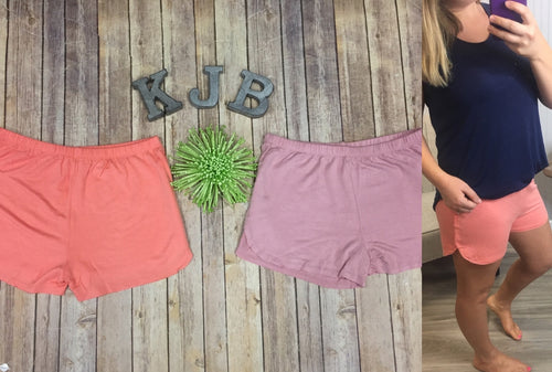 Deal of the Day - Soft PJ Shorts