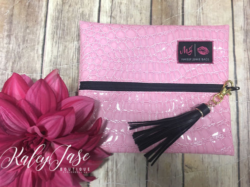Blush Makeup Junkie Bags