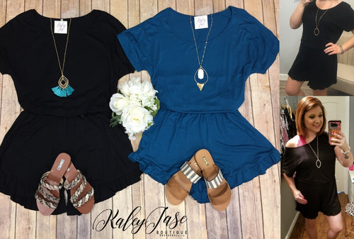 89e1efe29091 Rompers – Kaley Jase Boutique