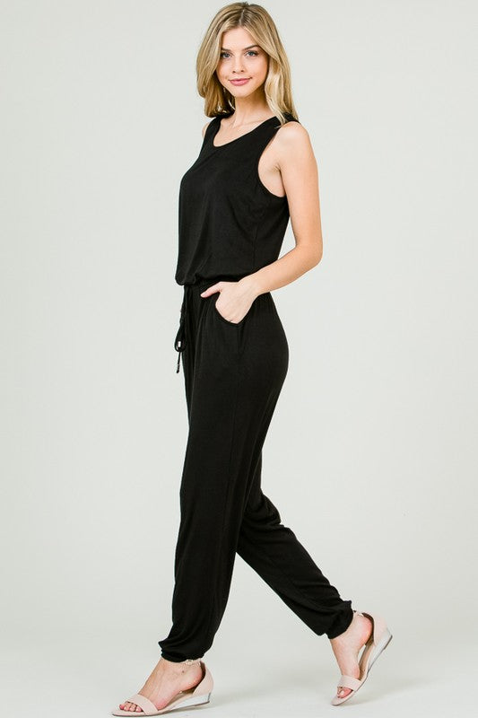 0a66007ab8ae Sleeveless Jogger Jumpsuit – Kaley Jase Boutique