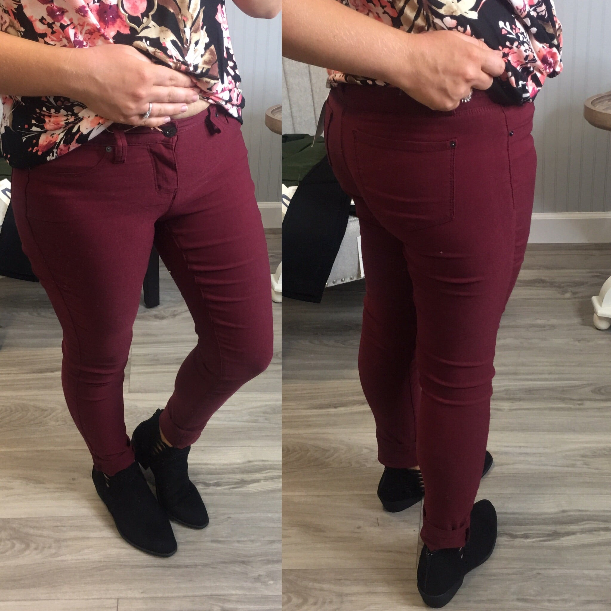 Royalty Hyperstretch Fall Jeggings