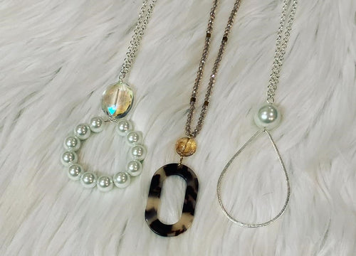Handmade Necklaces -D1&2
